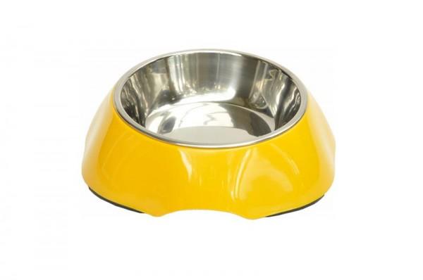 Futternapf 180 ml gelb