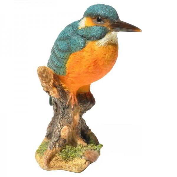 Gartenfigur Eisvogel