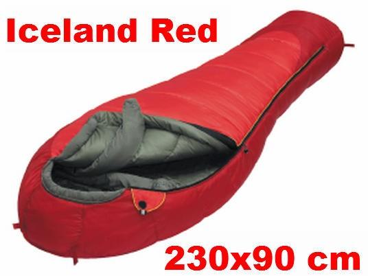 Alexika Schlafsack kaufen   bis -23°C   230 x 90 cm   2,6 kg leicht  