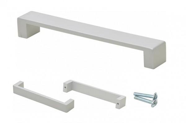 "Möbelgriff ""Ayton"" - Aluminium matt - 128 mm"